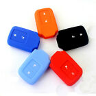 Silicone key cover rubber cover protect For Honda JADE Crosstour Fit