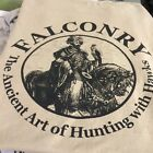 Falconry  the Art of Hunting with Hawks Tee Shirt