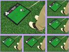 NBA Licensed Golf Hitting Practice Mat Area Rug Floor Turf Carpet - Choose Team