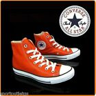 scarpe - CONVERSE ALL STAR CT HI - unisex Sneakers Arancione terracotta 142371c