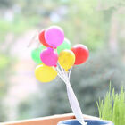 Miniature Fairy Garden Balloon Dollhouse Craft Plant Pot Ornament Decor Toy New