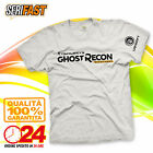 Ghost Recon Wildlands UBISOFT t-shirt felpa maglia Tom Clancy's games videogame