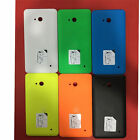 New Matte Housing Battery Back Cover Shell Case For Microsoft Nokia Lumia 640