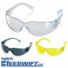 B Brand ANCONA Lightweight Safety Spectacles/Glasses CLEAR / GREY / YELLOW Lens