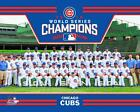 Chicago Cubs 2016 World Series Champions Team Authentic 8x10 Photo Kris Bryant
