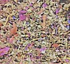 No.3 Smoke Herbal Blend Mix Blue, Pink, White & Red Lotus Flowers Fast Shipping