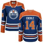 Jordan Eberle Edmonton OILERS Rbk Premier Officially Licensed NHL Womens Jersey