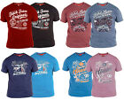Mens D555 Summer 2016 Short Sleeve Cotton T Shirt Size S M L XL XXL