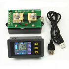 DC Battery 400V 300A LCD Voltage Current Watt Power capacit Digital Combo Meter