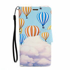 For Samsung Galaxy S6 Edge + Plus PU Leather Flip Card Wallet Case Cover Balloon