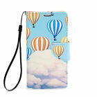 Magnetic Flip Card Wallet Leather Case Cover For Samsung Galaxy S6 Edge Balloon