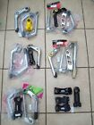 JOBLOT OF 4 BIKE BICYCLE CYCLE HANDLEBAR STEMS ASSORTED FROM CLOSED DOWN SHOP