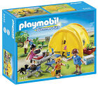 Playmobil 5435 Family With Camping Tent (4+)