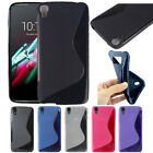 """For Alcatel One Touch Idol 3 5.5"""" OT6045 S Line Skidproof Gel skin case cover"""