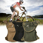 3 Color New Canvas Travel Hiking Fanny Pack Waist Thigh Drop Leg Outdoor Bag LO