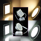 Dimmable 9W 15W 18W CREE LED Recessed Ceiling Light Panel Downlights Bulb Lamp