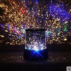 Rotaction Projector LED With Music Cosmos Night Projector Color Changing lamp