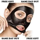 ONE1X Charcoal FACE MASK Facial Peel-Off BLACK MASK BLACKHEAD REMOVER 50ml UK