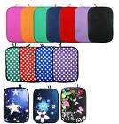 """New Stylish Neoprene Case Cover Sleeve for 8"""" Inch Tablets with Stylus.."""