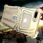 Cool Aluminum Tough Armor Metal Shockproof Case Cover For iPhone 5 6S 7 7 Plus
