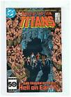 DC Comics Tales Of The Teen Titans #62 Fine 1986