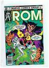 Marvel Comics ROM #19 Fine+ 1981