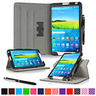 rooCASE Dual View Folio Case Cover for Samsung Galaxy Tab S 8.4