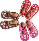 squeaky leather - Leather Squeaky Shoes with Polka Dots  Shoe Sizes 1 2 3 4 5 6 7 RUNS BIG