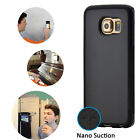 For Samsung Phone Case Cover Anti gravity Plastic Magical Nano Suction Adsorbed