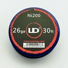 UD Wire Clapton,Kanthal,SS316L,Nickel,Twisted,Ni200 Draht Wickeldraht Coils A9-2