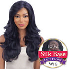 Freetress Equal 4x3.5 Silk Base Synthetic Lace Front Wig - SILK NATURAL