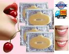 100 pcs 24K Gold Moisturizing Skin Care Gel Collagen Lip Hyd