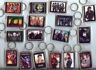 MY CHEMICAL ROMANCE GERARD WAY MCR ANDY SIXX BIEBER KEYRING BAGTAG BIRTHDAY GIFT