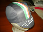 CINELLI CYCLING CAP ITALIA HAT CAP POLYESTER SUBLIMATED UV RAY PISTA FIXED ITALY