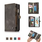 CaseMe Leather Case Wallet Card Removable Magnetic Cover For iPhone 6/6S/7 Plus