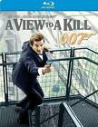 A VIEW TO A KILL {007 James Bond} (Blu-Ray Disc),   BRAND NEW!   (FREE SHIPPING) $10.99 USD