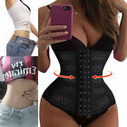 US Slim Control Waist Trainer Cincher Black Shaper Belly Trainer Breathable YOGA