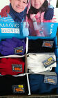 Kids Magic Gloves, Assorted Colours, Warm Thermal, NEW