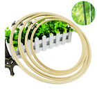 """Wooden Hoop/Ring for Embroidery Cross Stitch Sewing Craft 5"""" 6.7"""" 9"""" 10"""""""