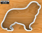 Cavalier King Charles Spaniel Dog Cookie Cutter, Selectable sizes