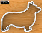 Pembroke Welsh Corgi Dog Cookie Cutter, Selectable sizes