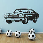 70 Super Sport Chevelle Car Vinyl Wall Art Sticker Decal Boys Teenagers Bedroom