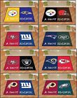 House Divided All-Star Rug 34x45 NFL Colts Sehawks Patriots Packers