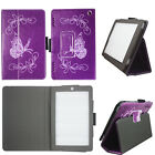 tablet case for Kindle Fire HD 7 inch 2014 slim fit PU leather cover stylus