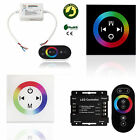 18A Wireless RF Remote Touch Panel Controller For 5050 3528 LED RGB Strip  DC12V