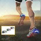 Glowing Shoe Clip LED Lights Running Sports High Visibility Adults Children 1Pcs