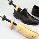 New Men Women Wooden Adjustable 2-Way Professional Shoe Stretcher Shaper S/M/L