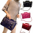 Fashion Women Leather Shoulder Bag Handbag Messenger Hobo Bag Satchel Purse Tote