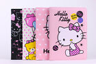 Cute Magnetic PU Leather Hello Kitty Case Smart Cover Stand for iPad 2/3/4+Film