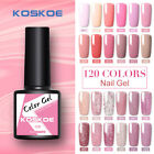NEE JOLIE 8ml UV Gel Nail Polish Soak Off Black White Nail Art Gel Varnish Decor